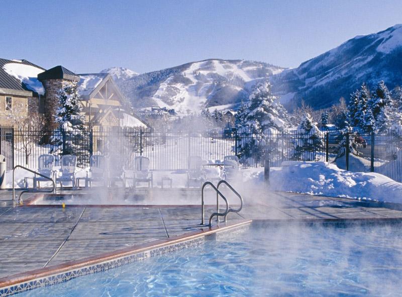 Park City Peaks Hotel Pool