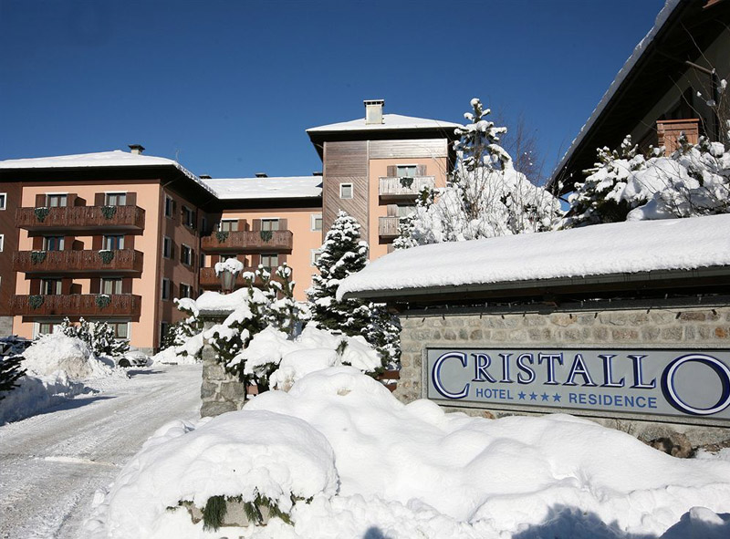 Hotel Cristallo Exterior 2