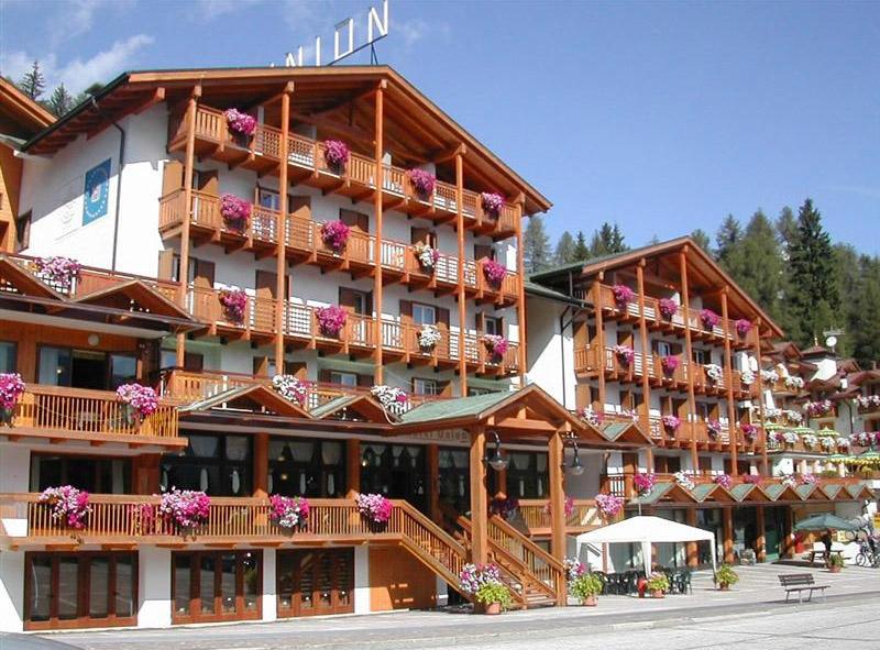 Hotel Union Exterior 2