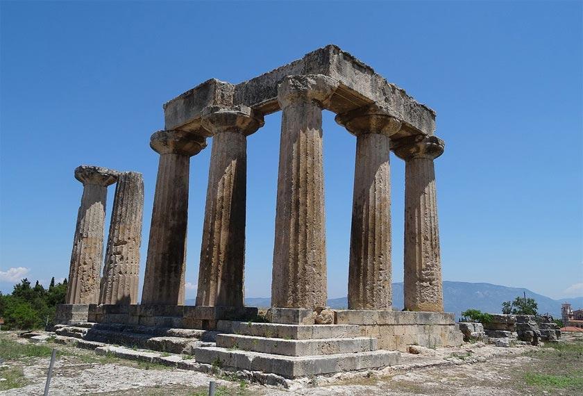 Tolon Greek Ruins - Ski and Sport